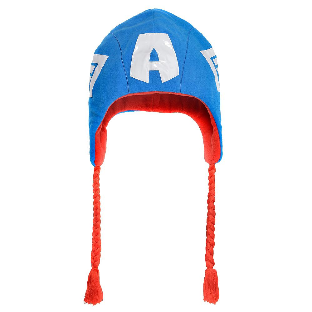 Captain America Peruvian Hat Image #1