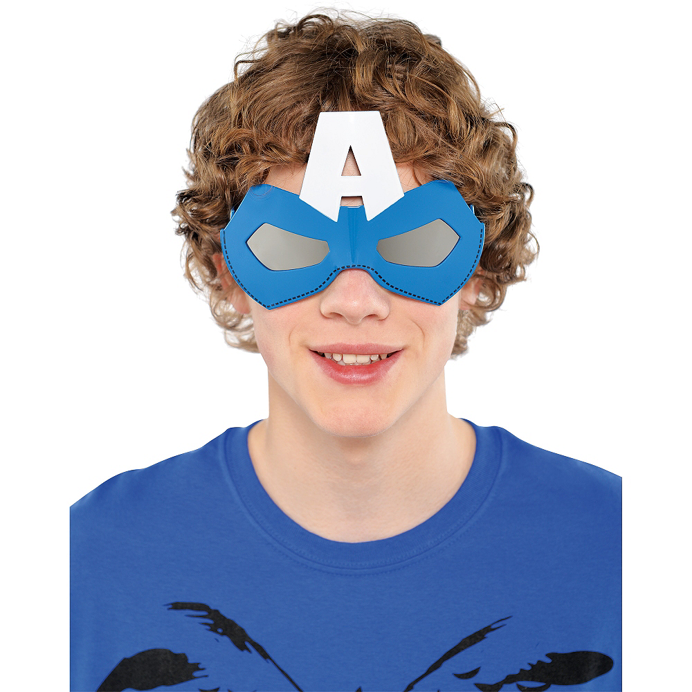 Captain America Fun Shades Image #2