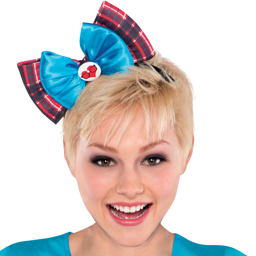 Geek Chic Bow Headband Image #2