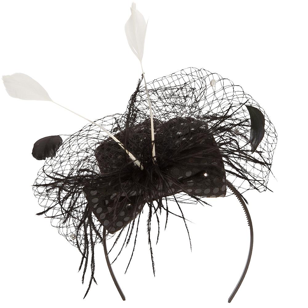 Pillbox Hat Headband Image #2