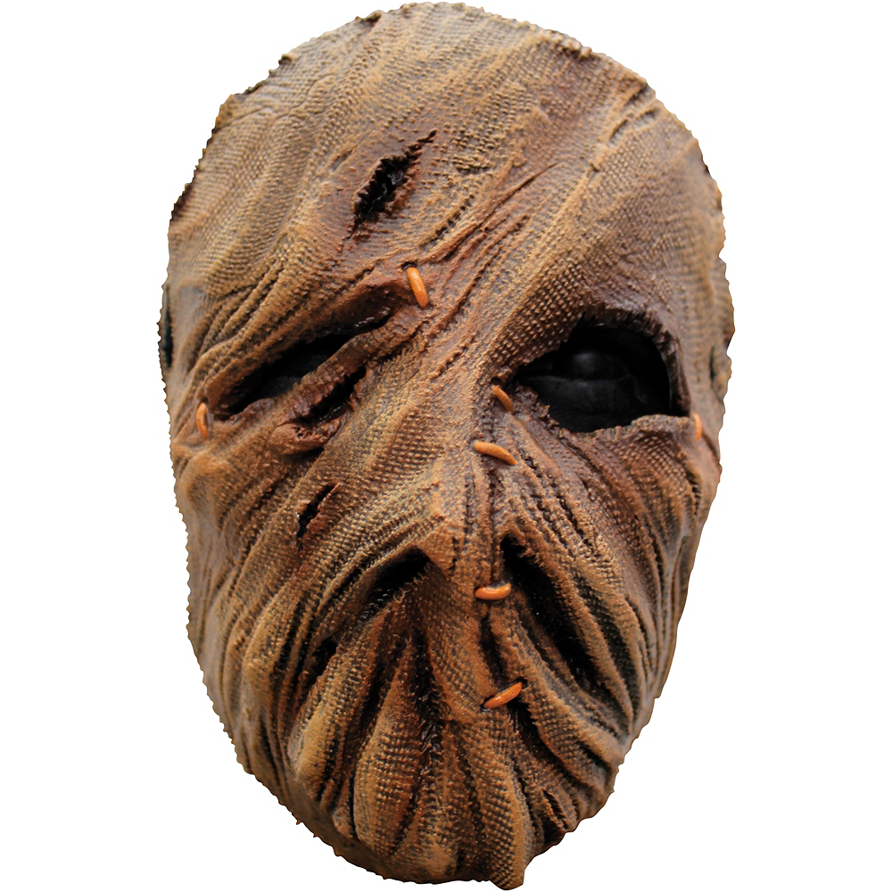 Stitched Scarecrow Mask Image #1