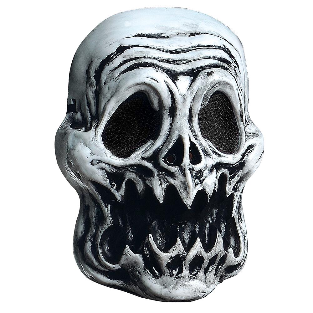 Skeletal Ghost Mask Image #1