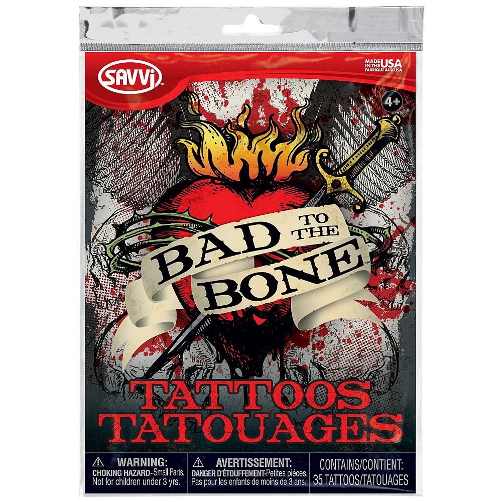 Bad to the Bone Tattoos 35ct Image #4