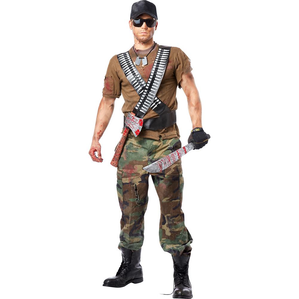 Zombie Survival Belt Image #1