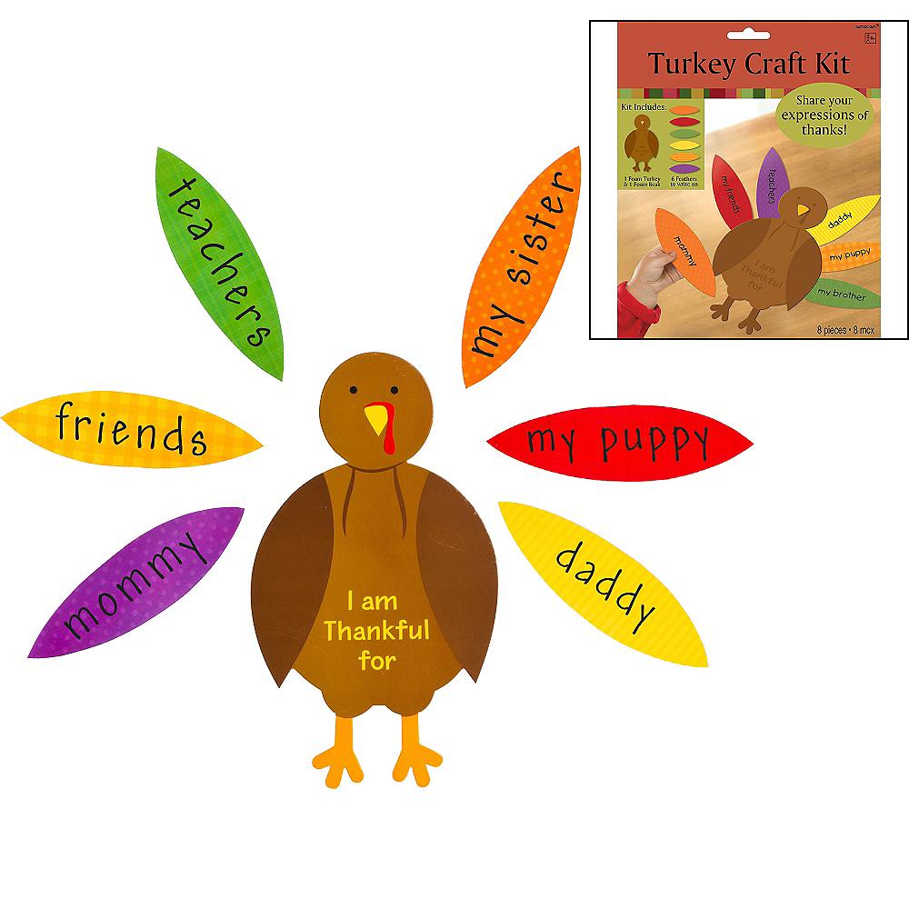 Turkey Craft Kit Image #1