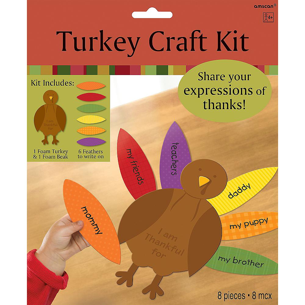 Turkey Craft Kit Image #2