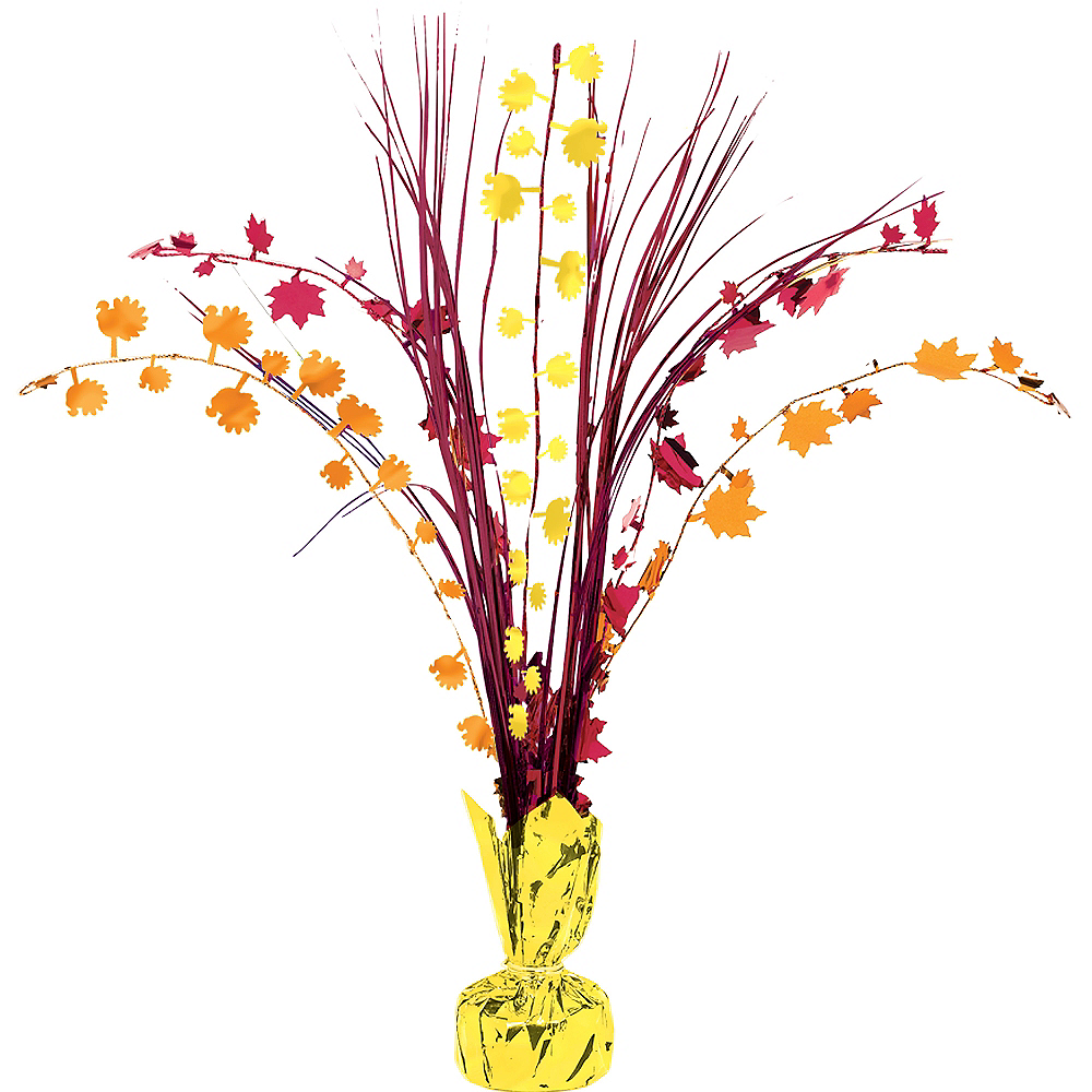 Mini Thanksgiving Spray Centerpiece Image #1
