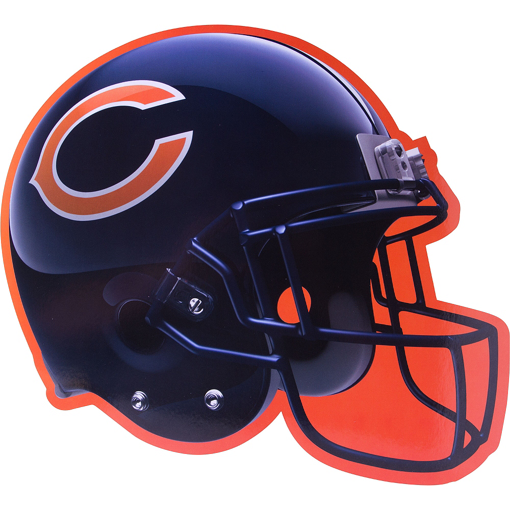 Chicago Bears Cutout Image #1