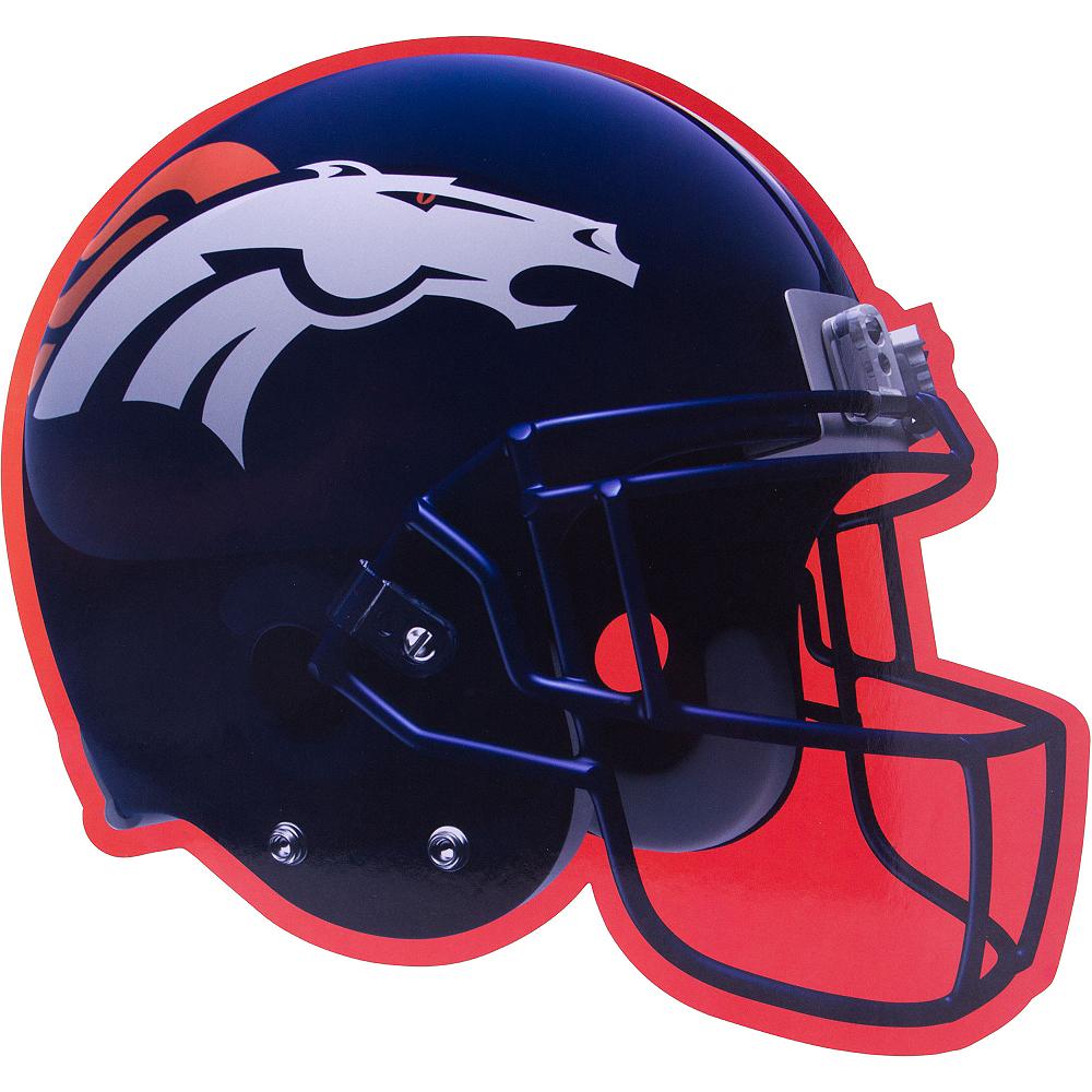 Denver Broncos Cutout Image #1