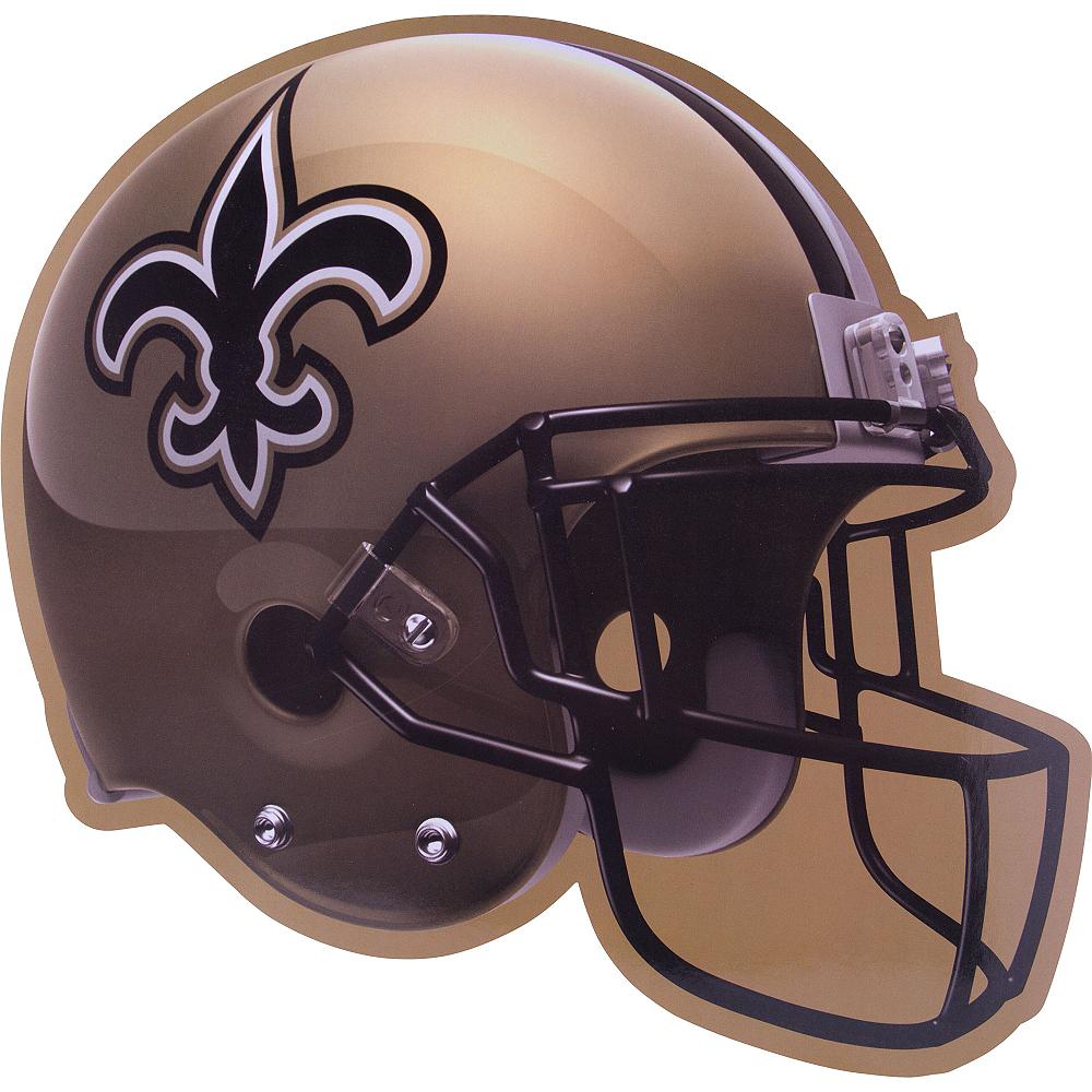 New Orleans Saints Cutout Image #1