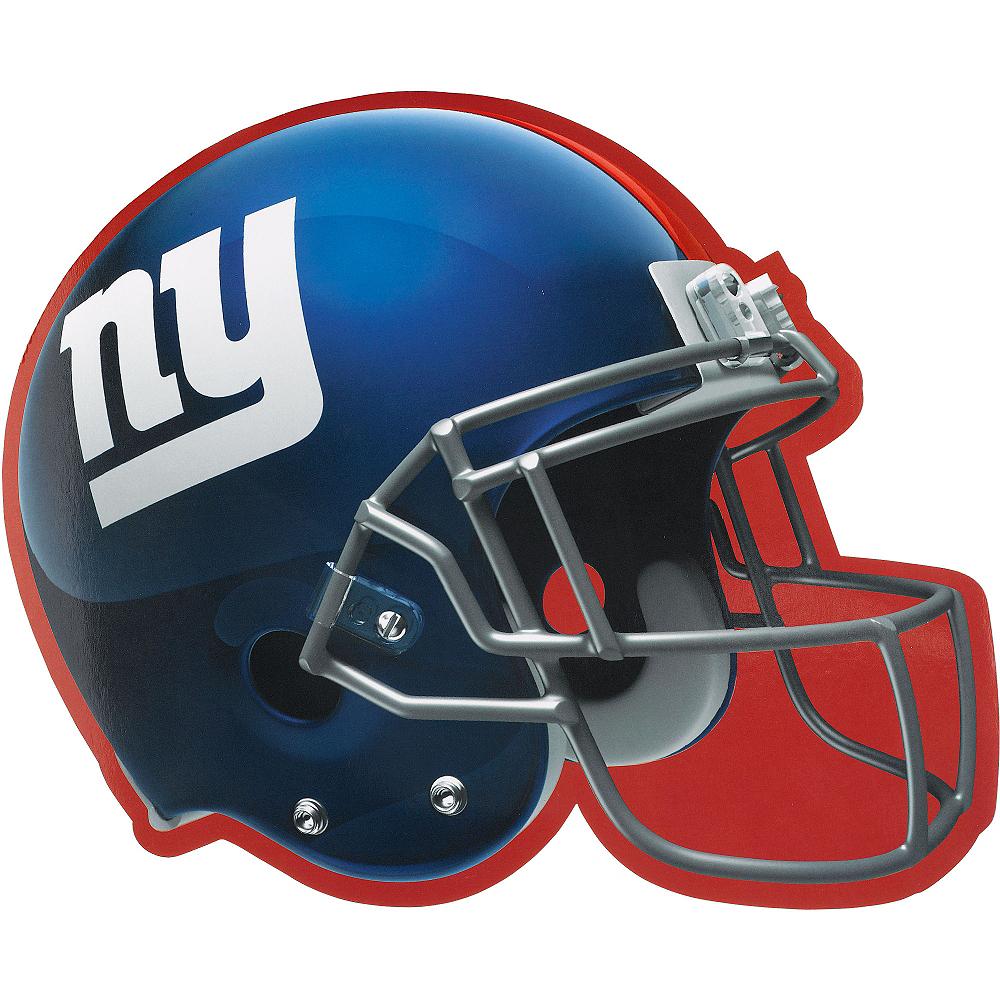 New York Giants Cutout Image #1