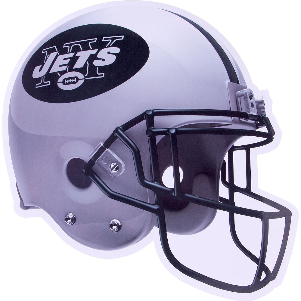 New York Jets Cutout Image #1