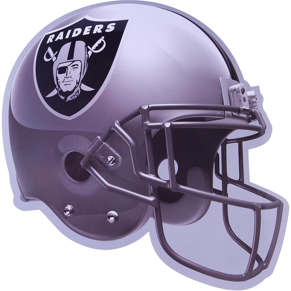 Oakland Raiders Cutout Image #1