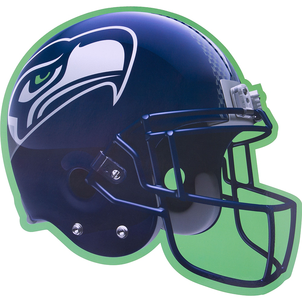 Seattle Seahawks Cutout Image #1