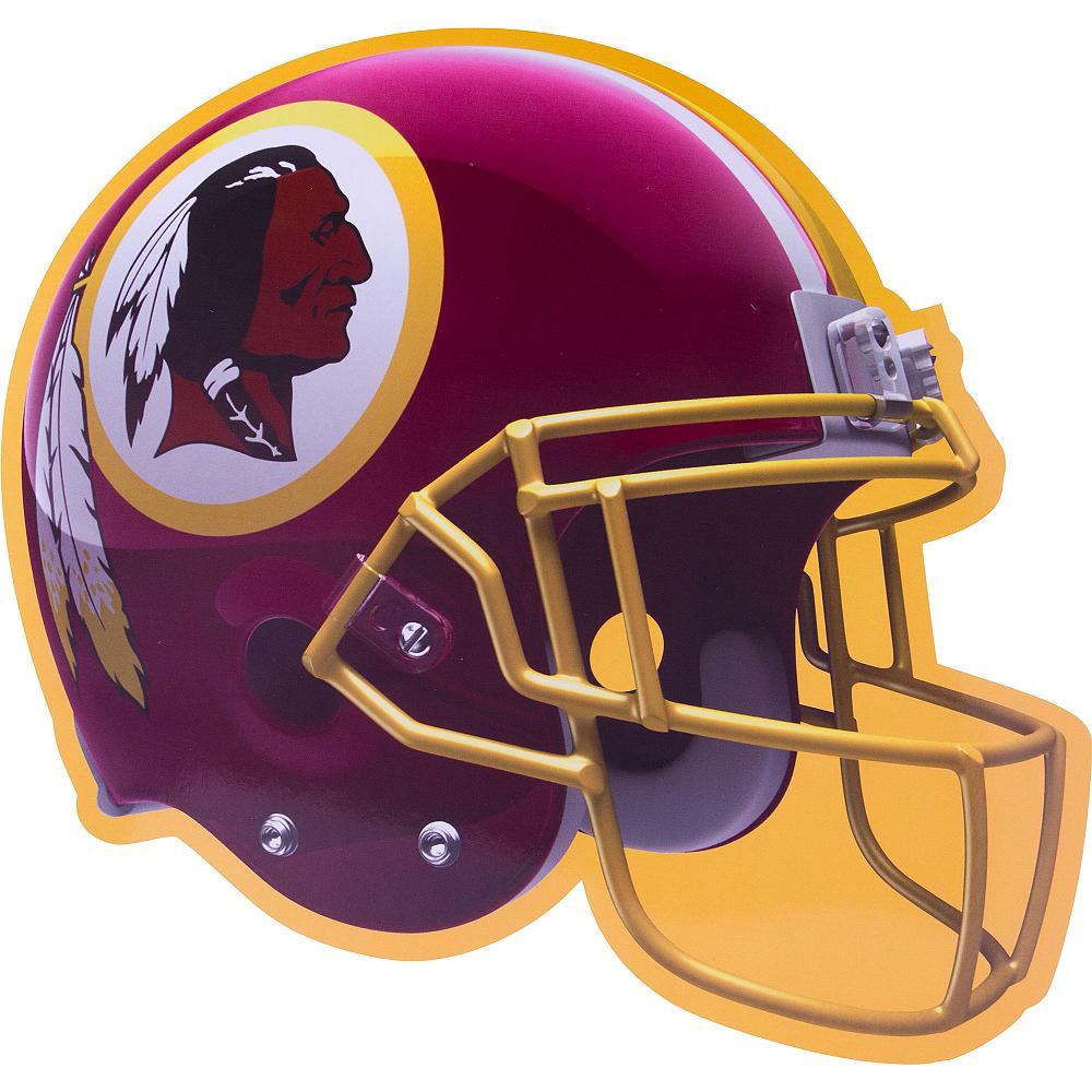Washington Redskins Cutout Image #1