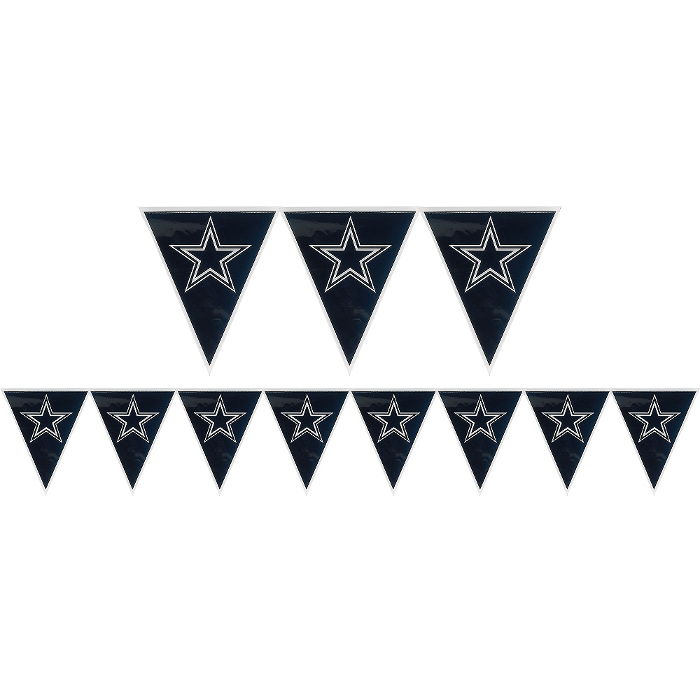 Dallas Cowboys Pennant Banner Image #1