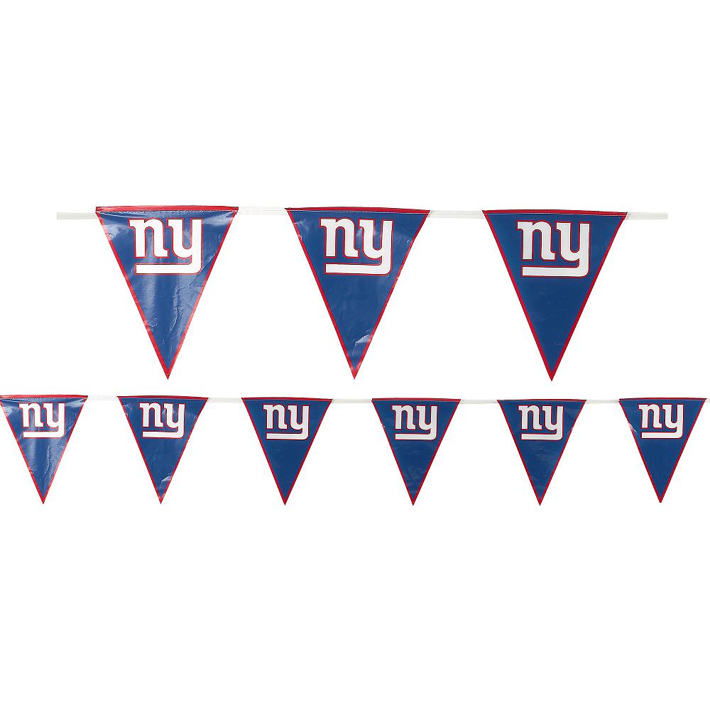 New York Giants Pennant Banner Image #1