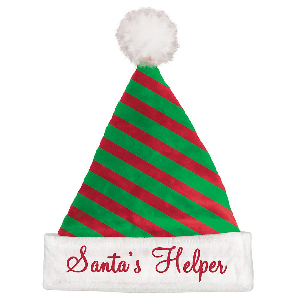 Santa's Helper Elf Hat Image #1