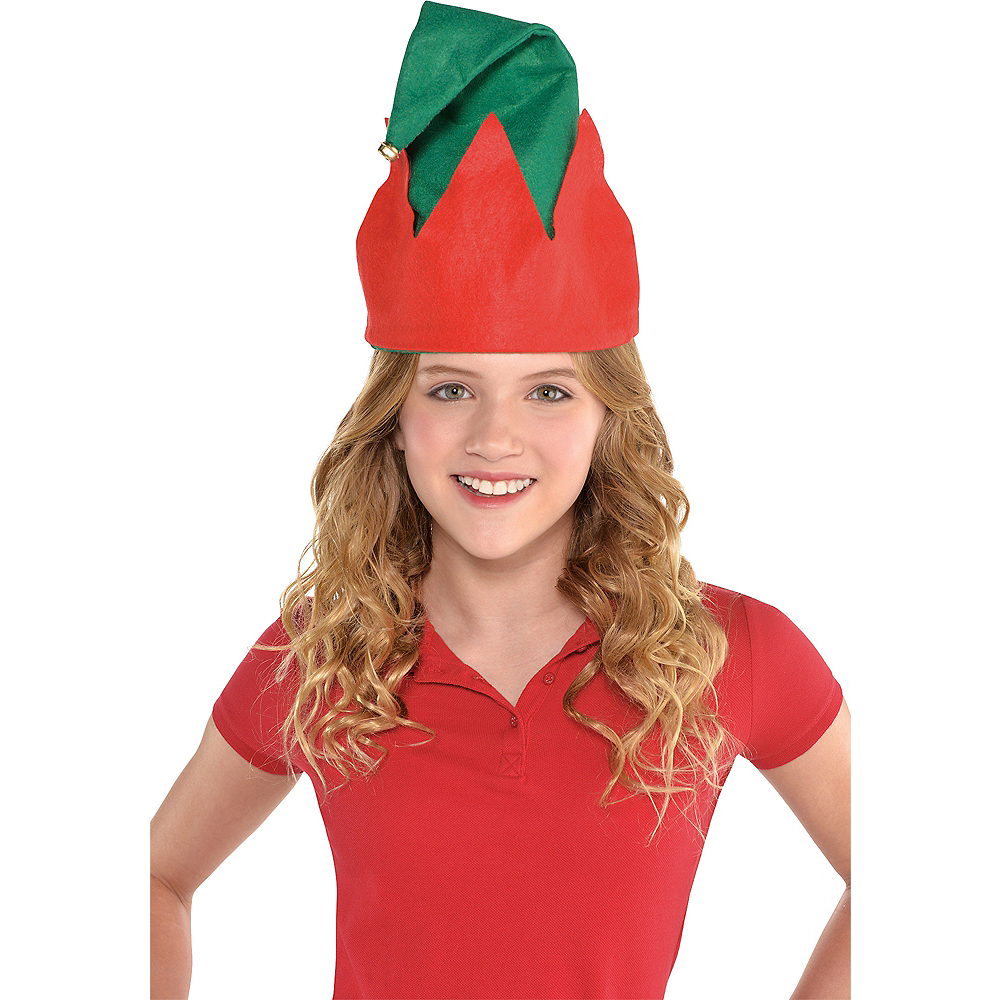 child elf hat party city