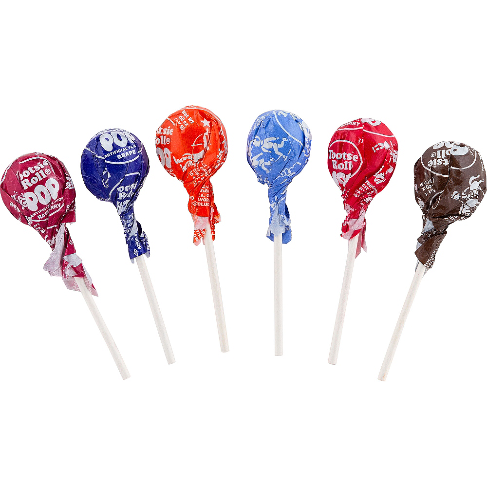 Tootsie Roll Pops 28ct Image #2