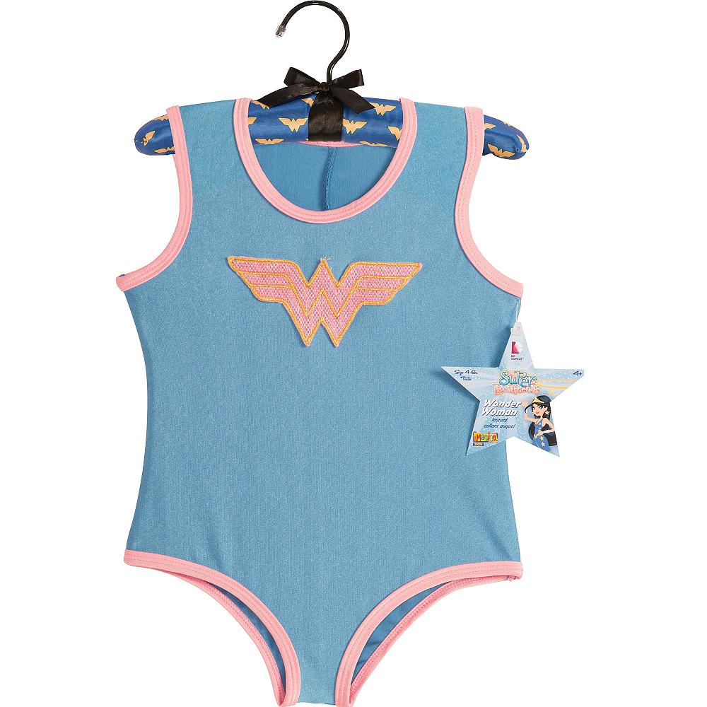 Child Wonder Woman Leotard Image #2