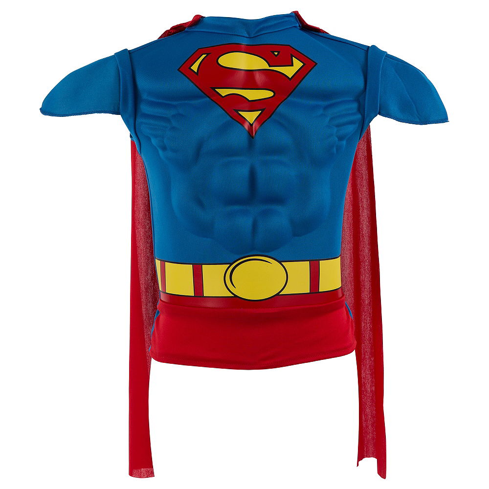 Child Superman Muscle Shirt Image #1