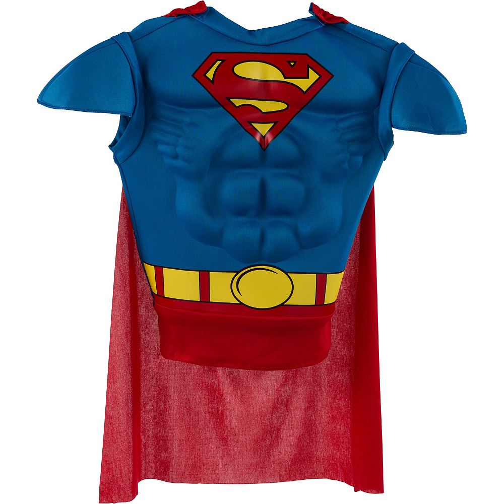 Child Superman Muscle Shirt Image #4