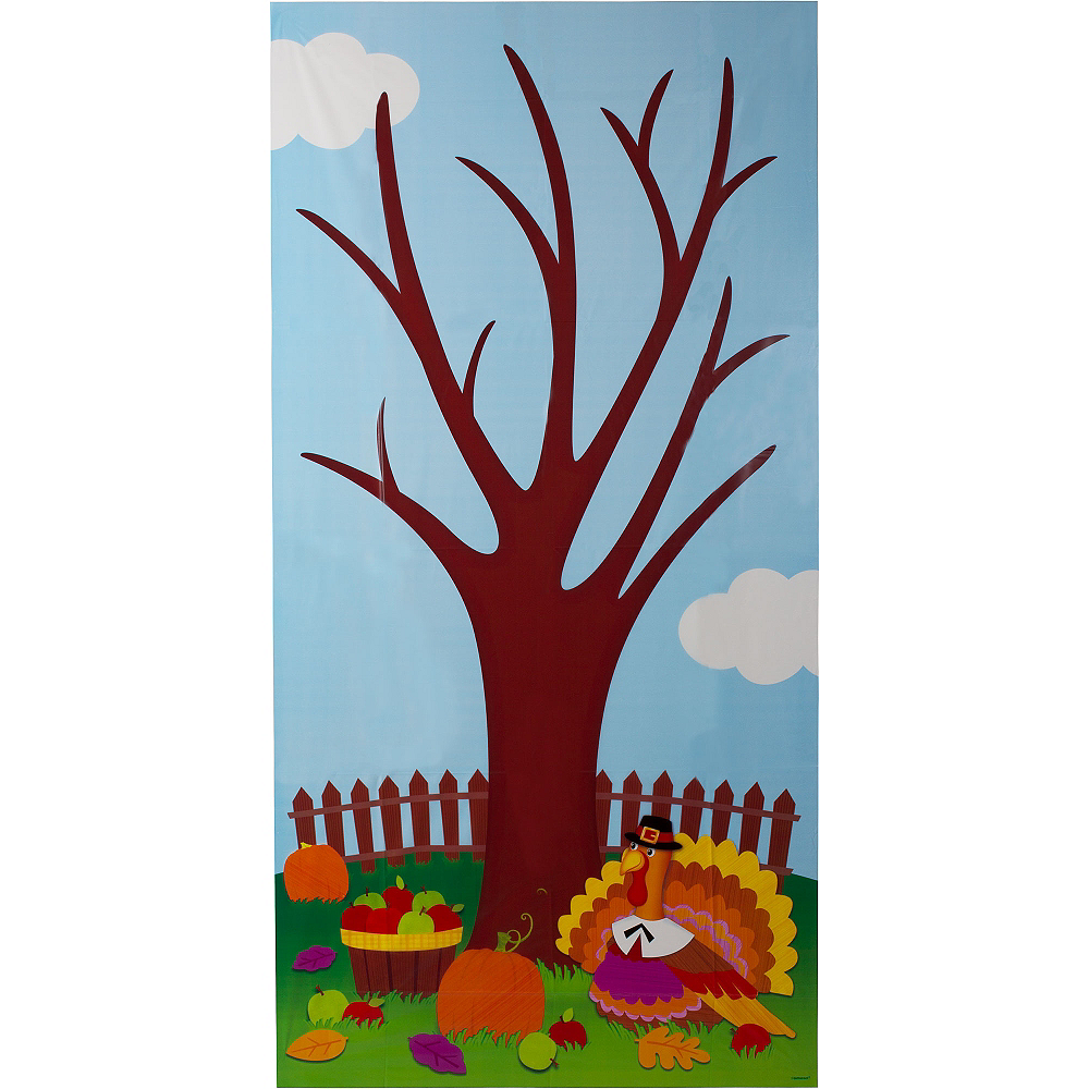Thanksgiving Tree Activity Kit 31pc Image #5