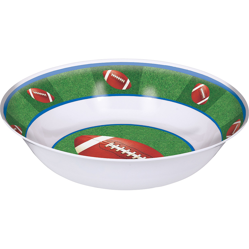 Gridiron Football Serving Bowl Image #1