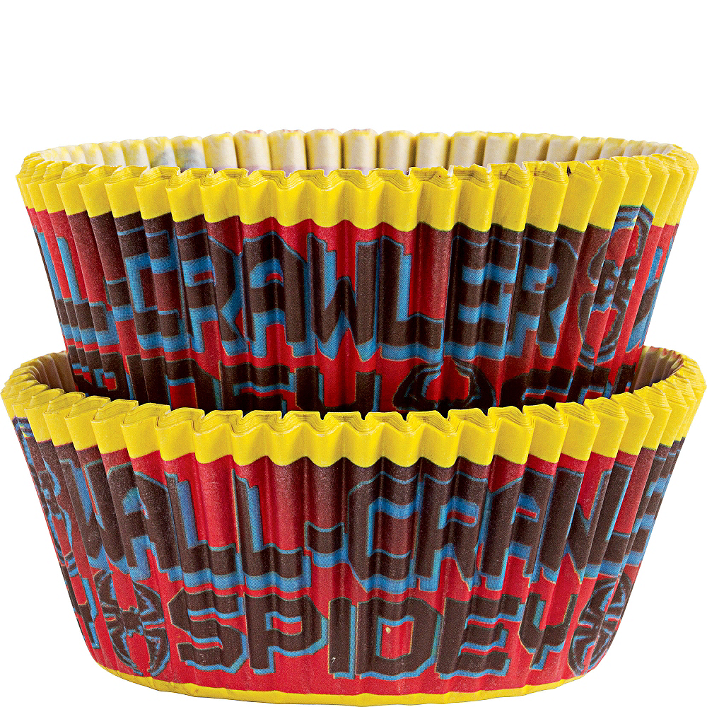 Wilton Ultimate Spider-Man Baking Cups 50ct Image #1