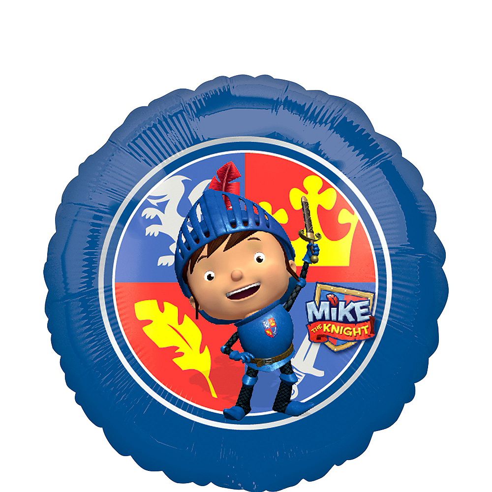 Mike the Knight Balloon, 18in Image #1