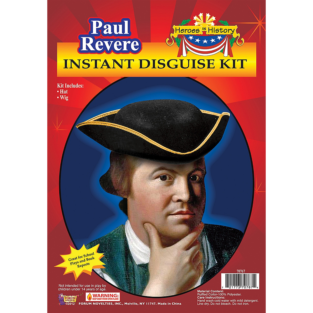 Paul Revere Accessory Kit Image #3