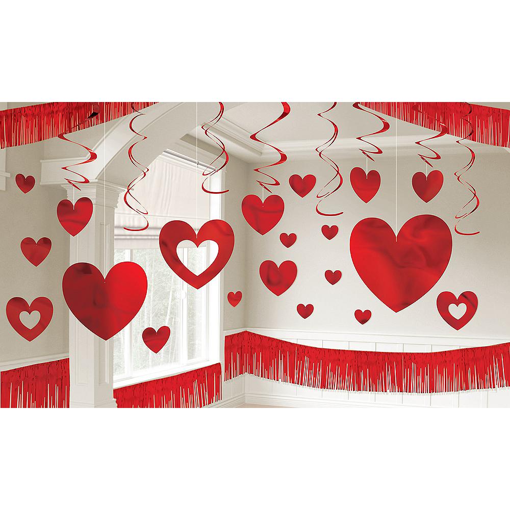 Nav Item for Valentine's Day Room Decorating Kit 28pc Image #1