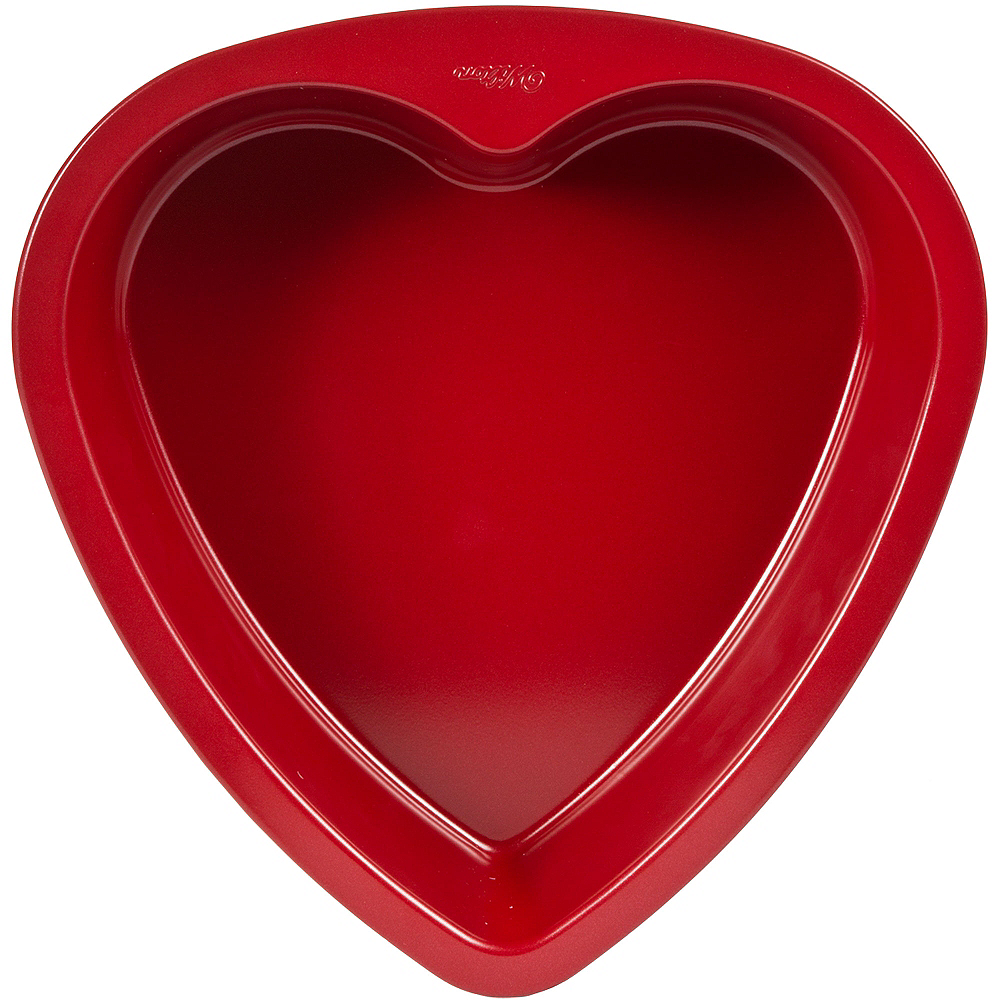 Nav Item for Heart Cake Pan Image #1
