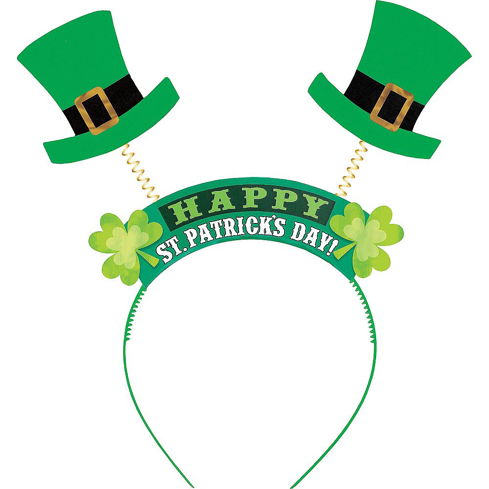 Happy St. Patrick's Day Head Bopper Image #1