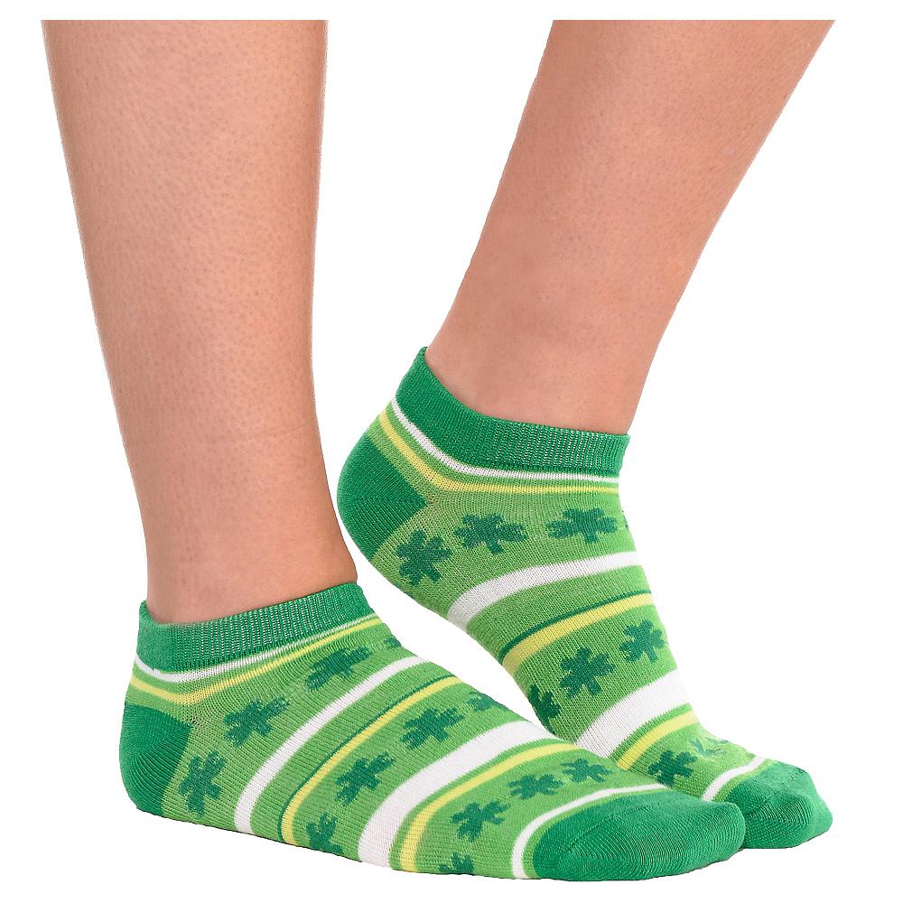 Shamrock Ankle Socks Image #1