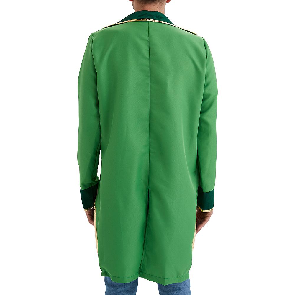 Adult Green Leprechaun Tailcoat Image #5