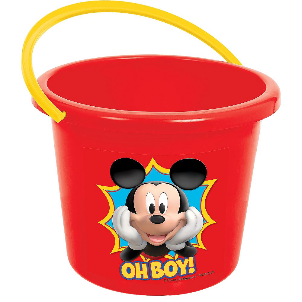 Nav Item for Mickey Mouse Treat Bucket Image #1