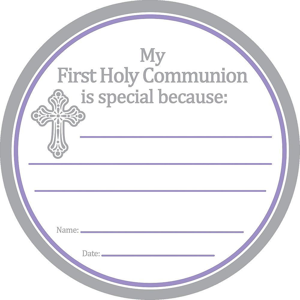 First Communion Activity Kit 31pc Image #2