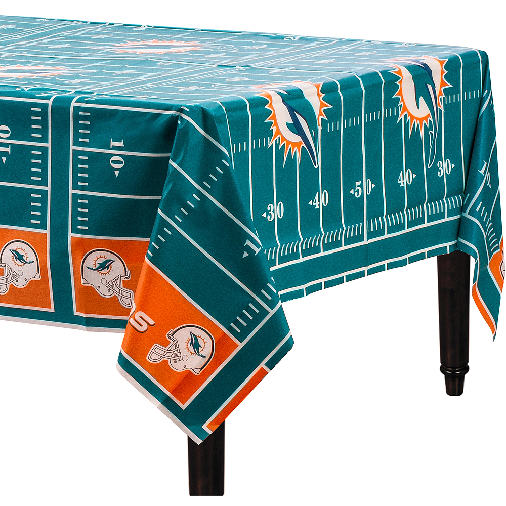 Miami Dolphins Table Cover Image #1