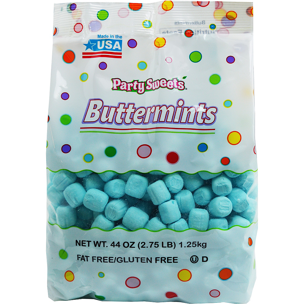 Blue Buttermints 380pc Image #1