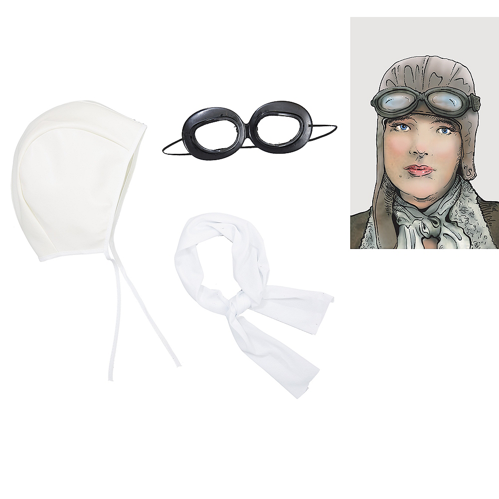 Amelia Earhart Accessory Kit 3pc Image #1