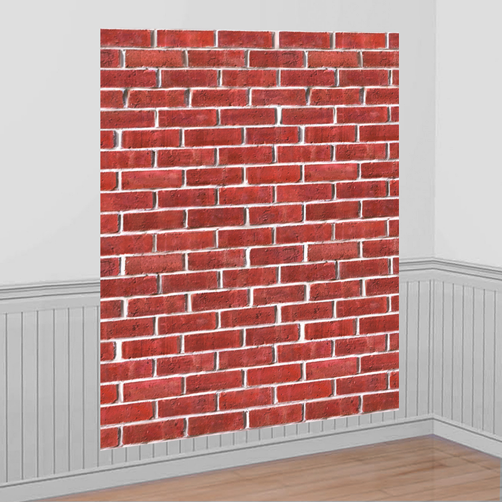 Nav Item for Brick Wall Room Roll Image #1