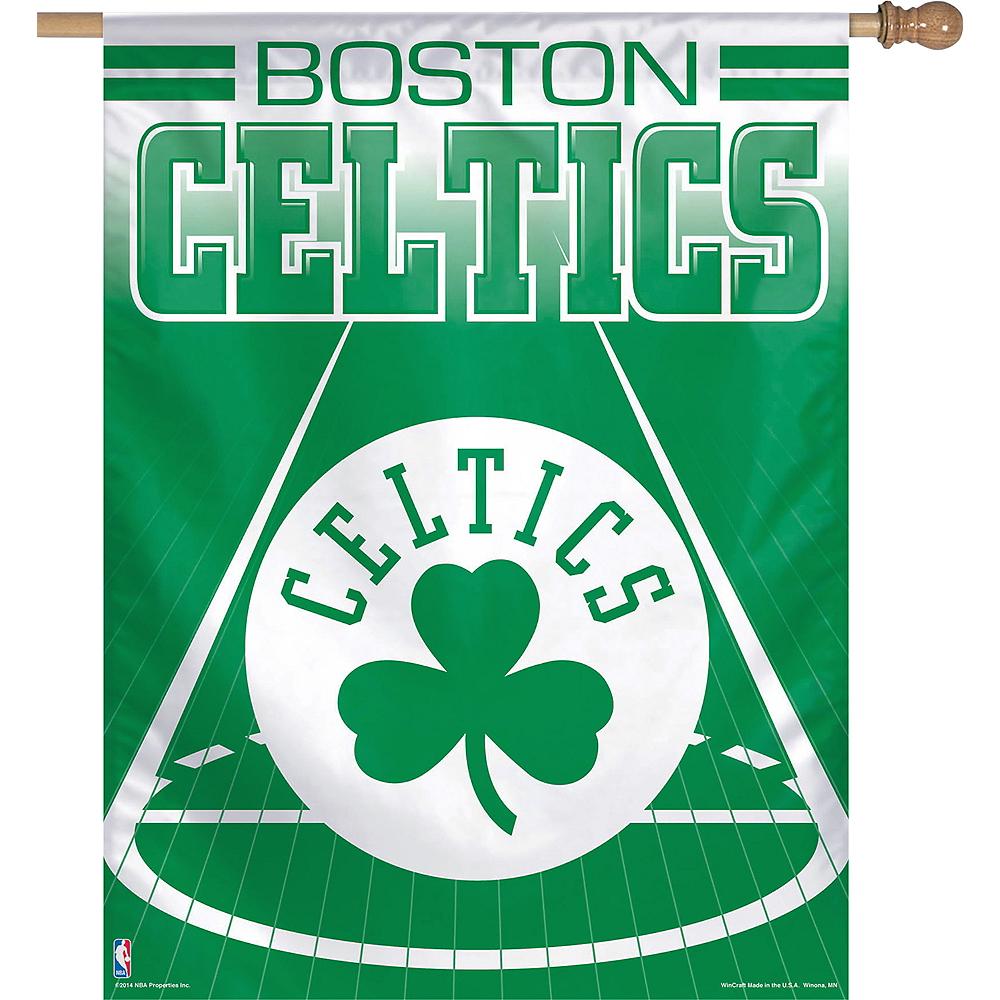 Boston Celtics Banner Flag Image #1