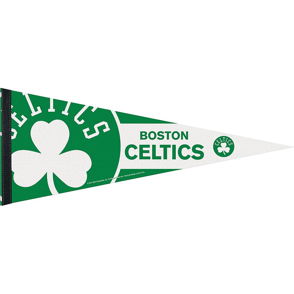 Boston Celtics Pennant Flag Image #1