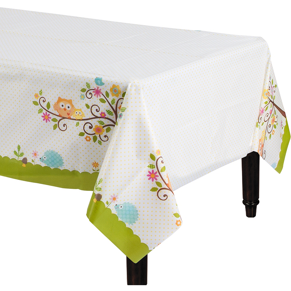 Nav Item for Owl Baby Shower Table Cover Image #1