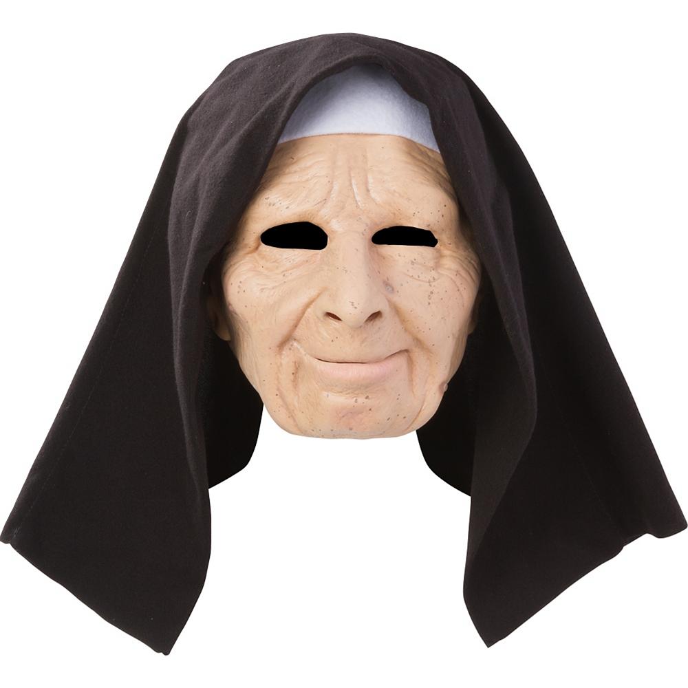Nun Mask Image #1