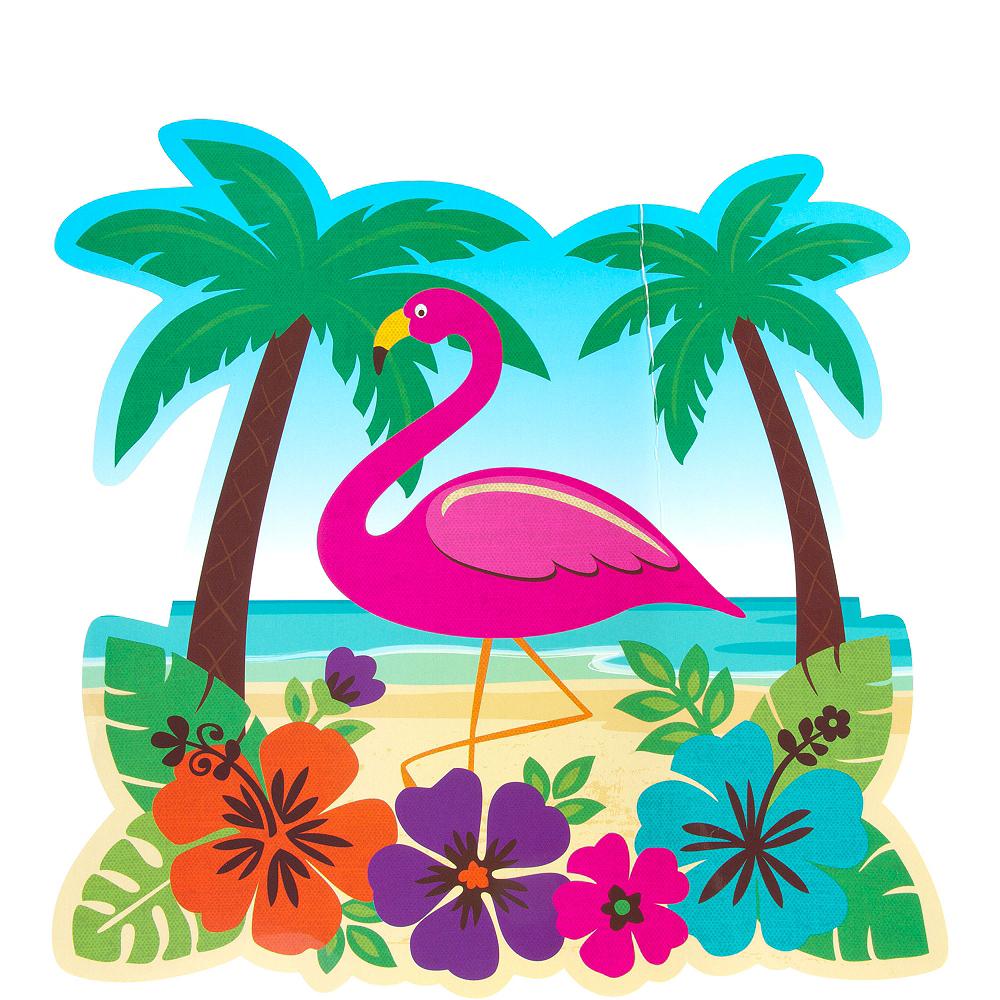 Tropical Beach Cutout Image #1