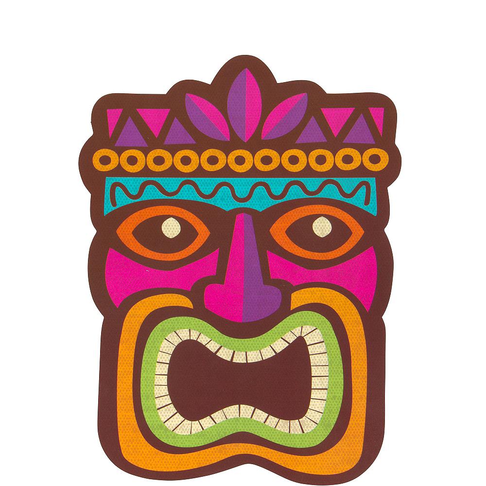 Tiki Cutout Image #1