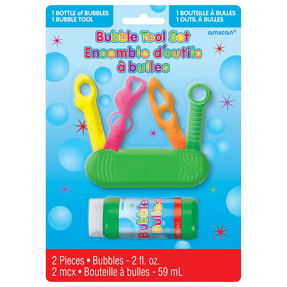 Bubble Wand Tool Set 2pc Image #2